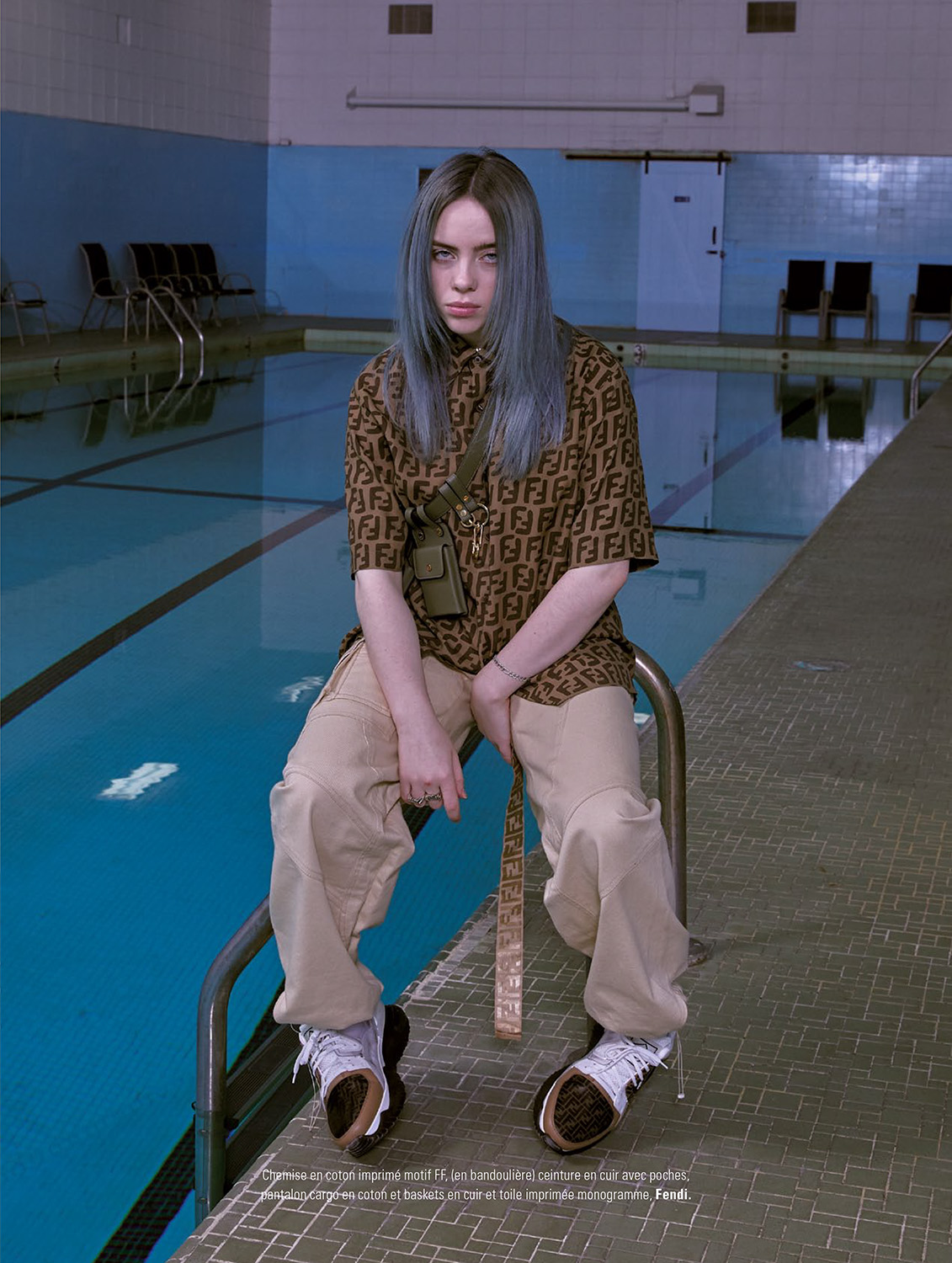 Billie Eilish for Jalouse Magazine