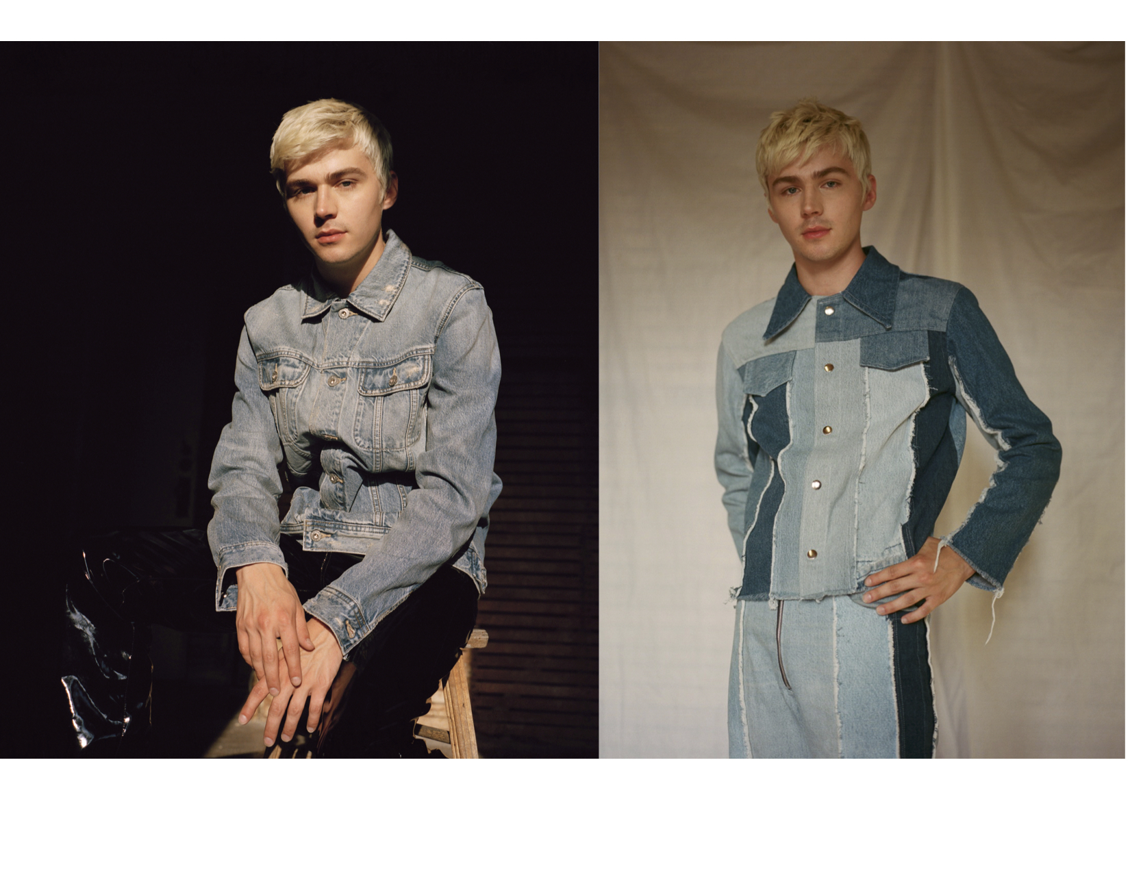 i-D Magazine with Miles Heizer
