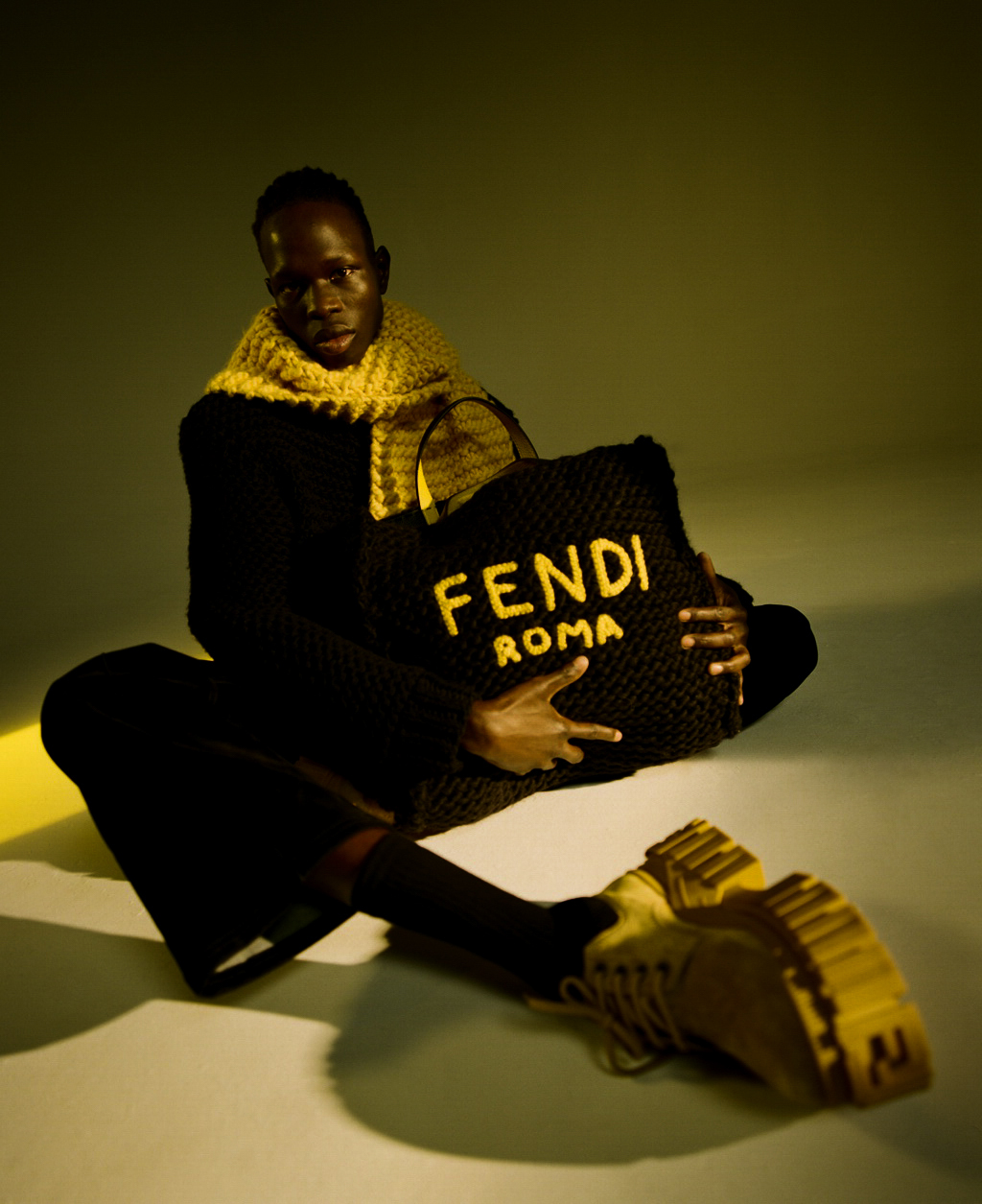 Fendi by Corey C Waters
